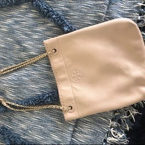 Tory Burch Blush/Nude Colored Bag